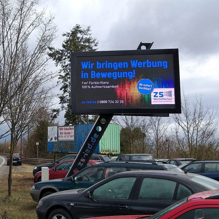 LED Videowand, Outdoor Advertsing, LED Videowall